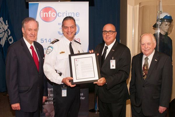 Info-Crime Montréal has reached 30 years of service